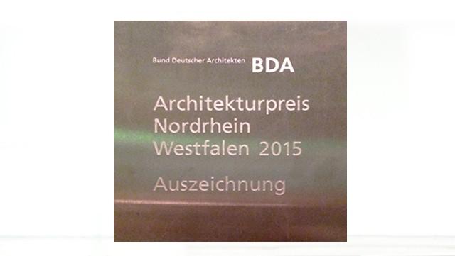Architekturpreis NRW