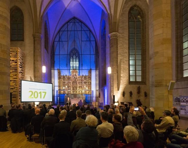 Auszeichnung guter Bauten 2017