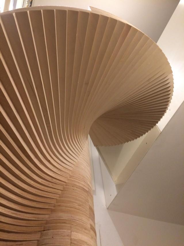 Digitales Bauen in Holz