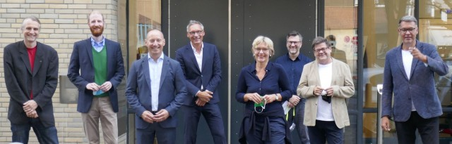Dortmunder OB-Kandidaten/innen beim BDA