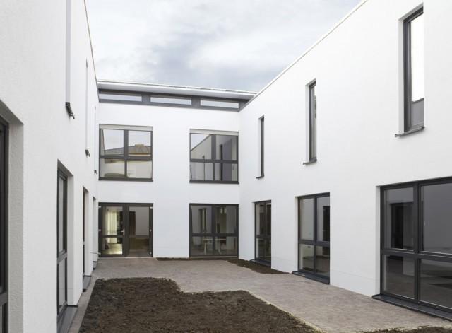 Fertigstellung der Wohnstätte der Lebenshilfe Dortmund am Schlosspark