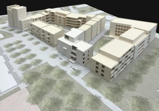 Neue Nachbarschaften für die Gartenstadt Lanstrop