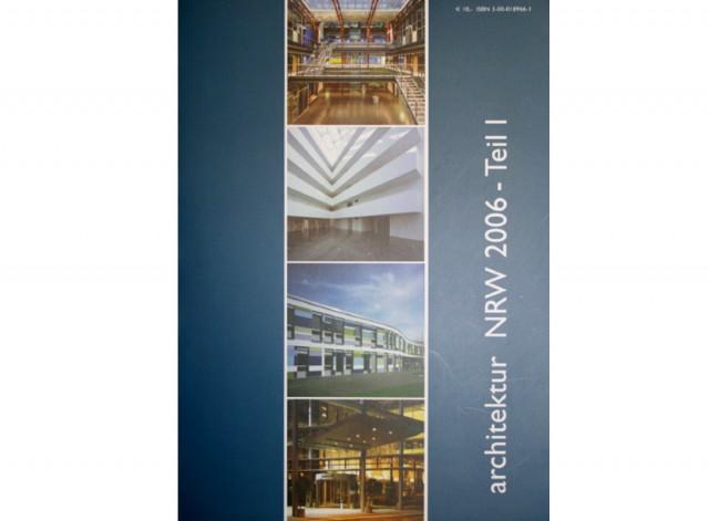 architektur NRW 2006 – Teil I
