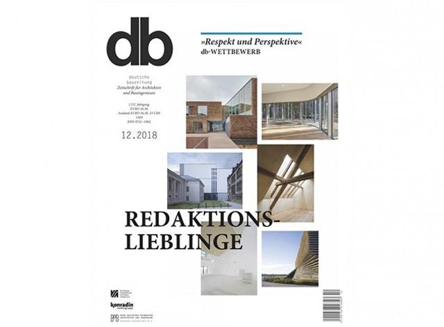 Deutsche Bauzeitung - Experimentierfelder