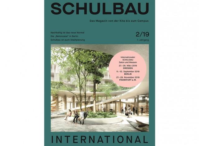 Schulbau - Das Magazin von der Kita bis zum Campus